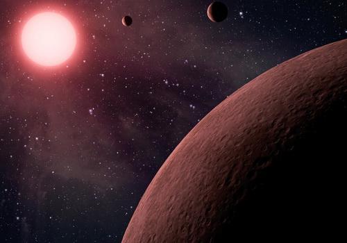 Tinuku NASA Kepler discovered ten new Earth-like planets in goldilock zone