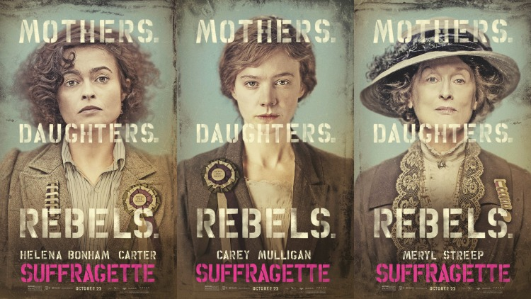 A Vintage Nerd, Vintage Blog, Period Films, Suffragette