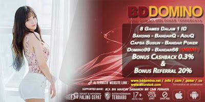 panduan bermain judi Bandar66 Situs BDdomino.info