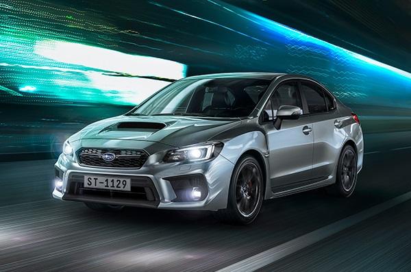 Subaru WRX 2018 Argentina