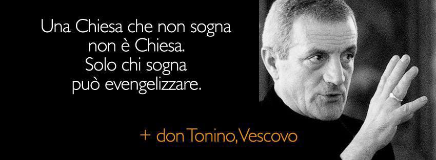 Favoloso leggoerifletto: Ringraziamento di fine anno - don Tonino Bello JH97