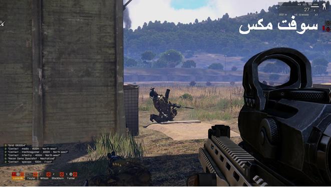 لعبة arma 3 الدولة الاسلامية