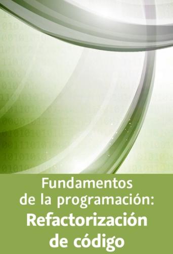 Video2Brain: Fundamentos de la programación: Refactorización de código – 2014