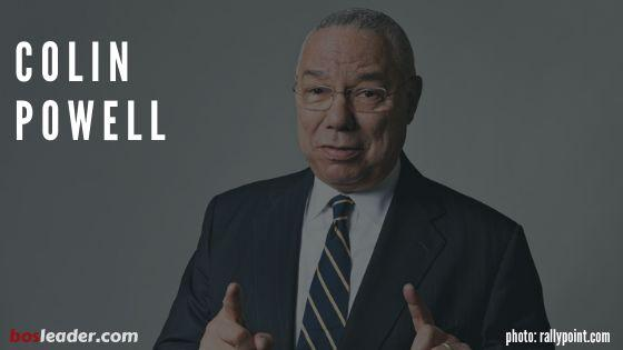 Colin Powell Leadership