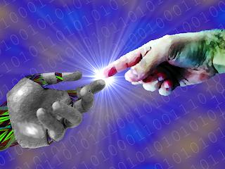 Inteligencia artificial, Transhumanismo, Realidad virtual, Redes neuronales