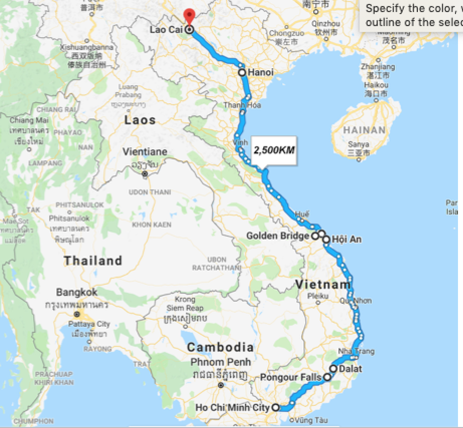 Vaune Phan: #RideVietnam - Preparing For The Ride In Vietnam