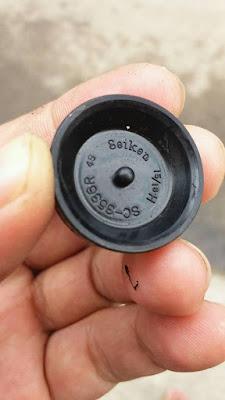 Seal kit master rem belakang Blazer subtitusi