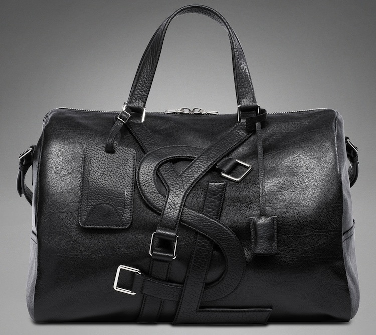 Can I Live Cl Ysl Vavin Black Classic Leather Bags