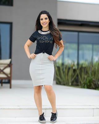 outfit juvenil con falda