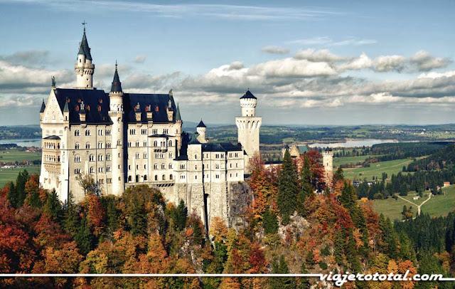 Castillo de Neuschwanstein - Alemania