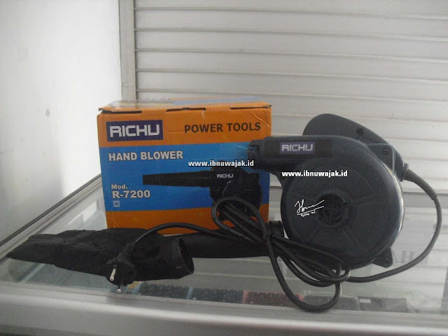 Review Hand Blower Richu R-7200