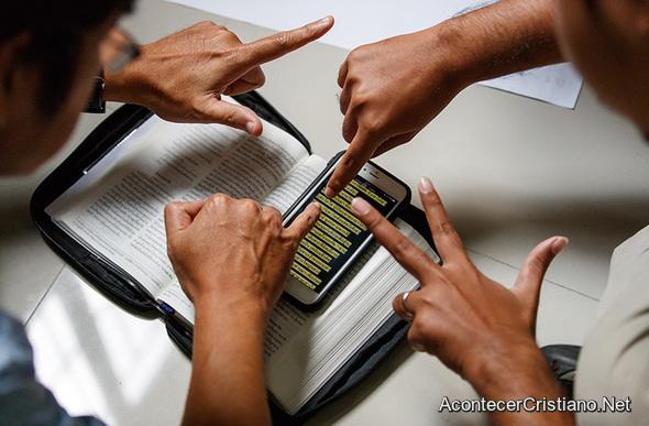 Traducción de la Biblia en lenguaje de señas
