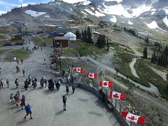 Scenic Whistler Blackcomb, my Western Canada tour (1)