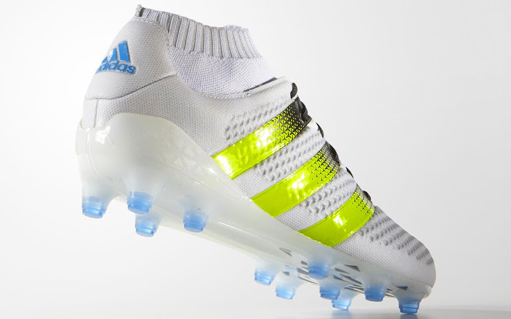 buy online ae080 73e0f White Adidas Ace 2016 Primeknit Boots Released - Footy Headlines
