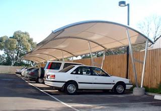 اجمل صور مظلات السيارات Car%2BPark%2BShade%2BBarrel%2BDesign