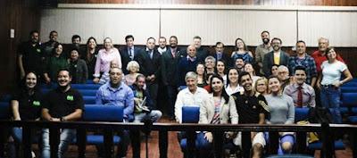 Comtur de Miracatu participa de Palestra em Tapiraí