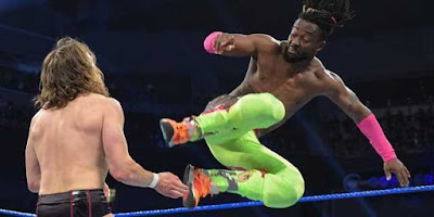 WWE Kofi Kingston New Day Daniel Bryan Gauntlet Elimination Chamber