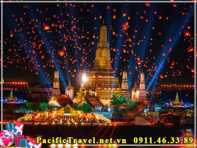 Du lịch Thái Lan tết Đinh Dậu 2017 khởi hành từ TPHCM giá tốt