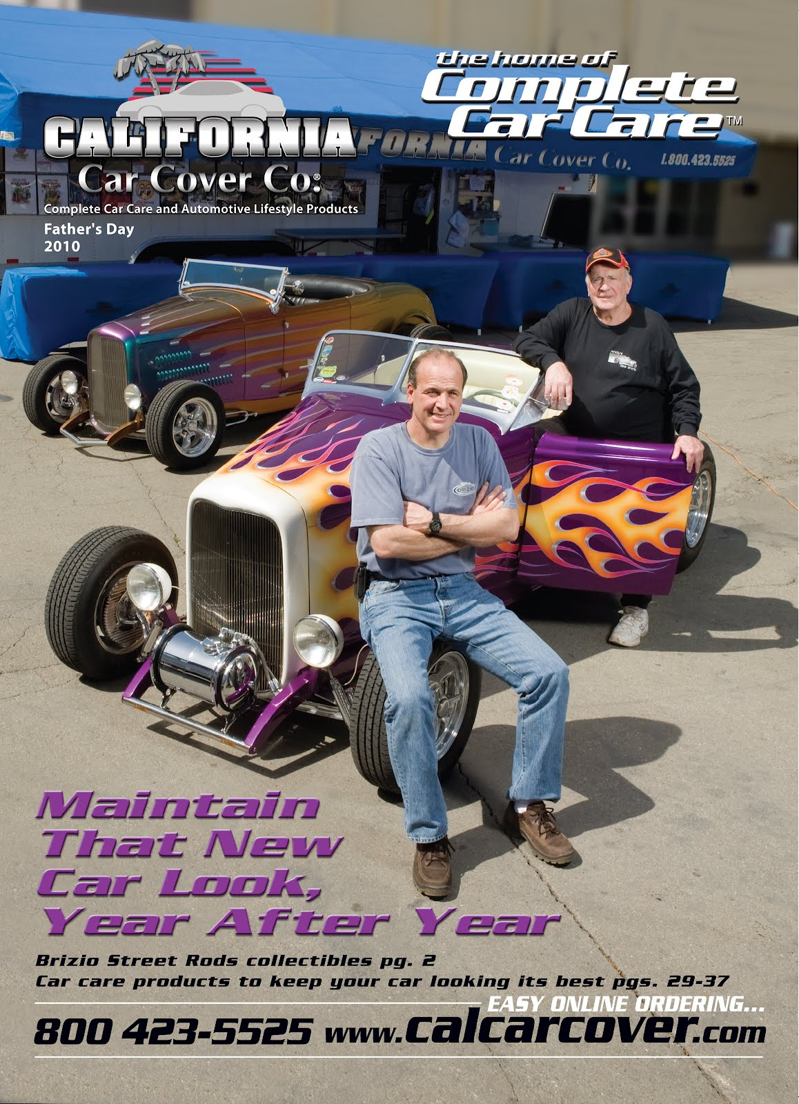 Covering Classic Cars March 2012