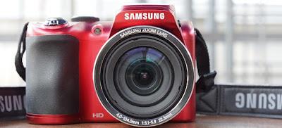 Samsung WB100 - Kamera Bekas