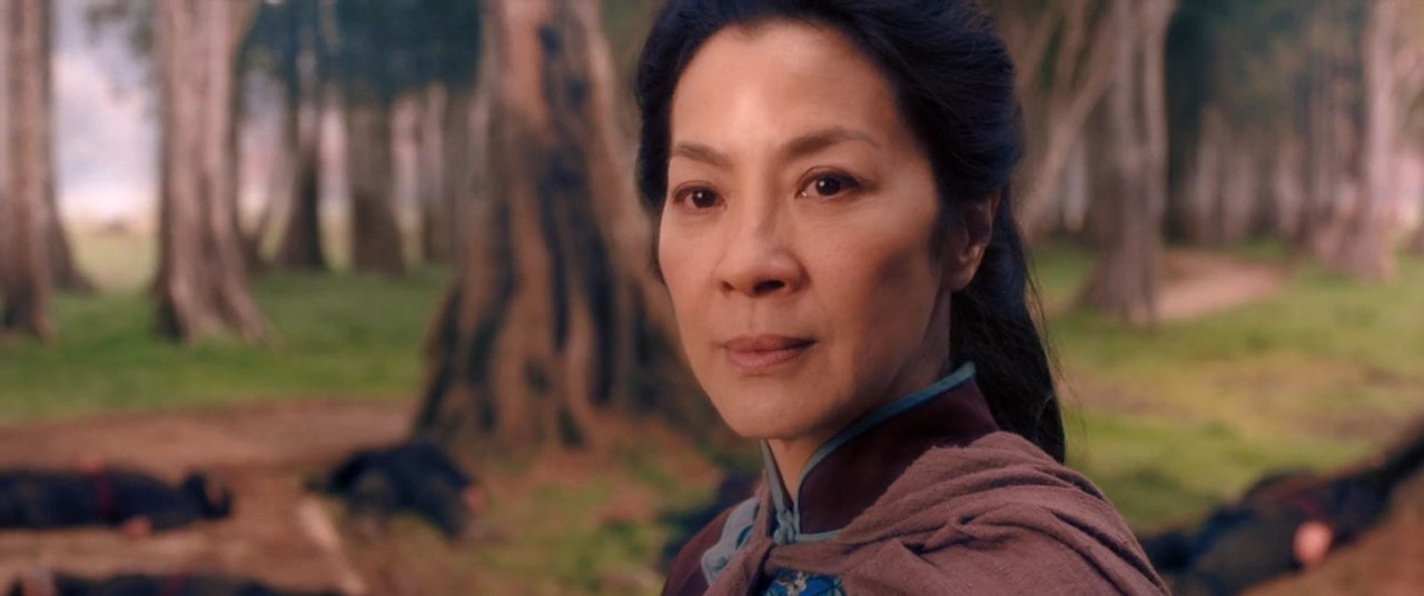 Crouching Tiger, Hidden Dragon: Sword of Destiny (2016) 2
