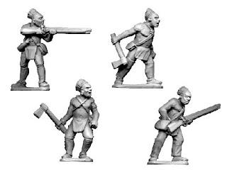 Wargame News and Terrain: Crusader Miniatures: Woodland