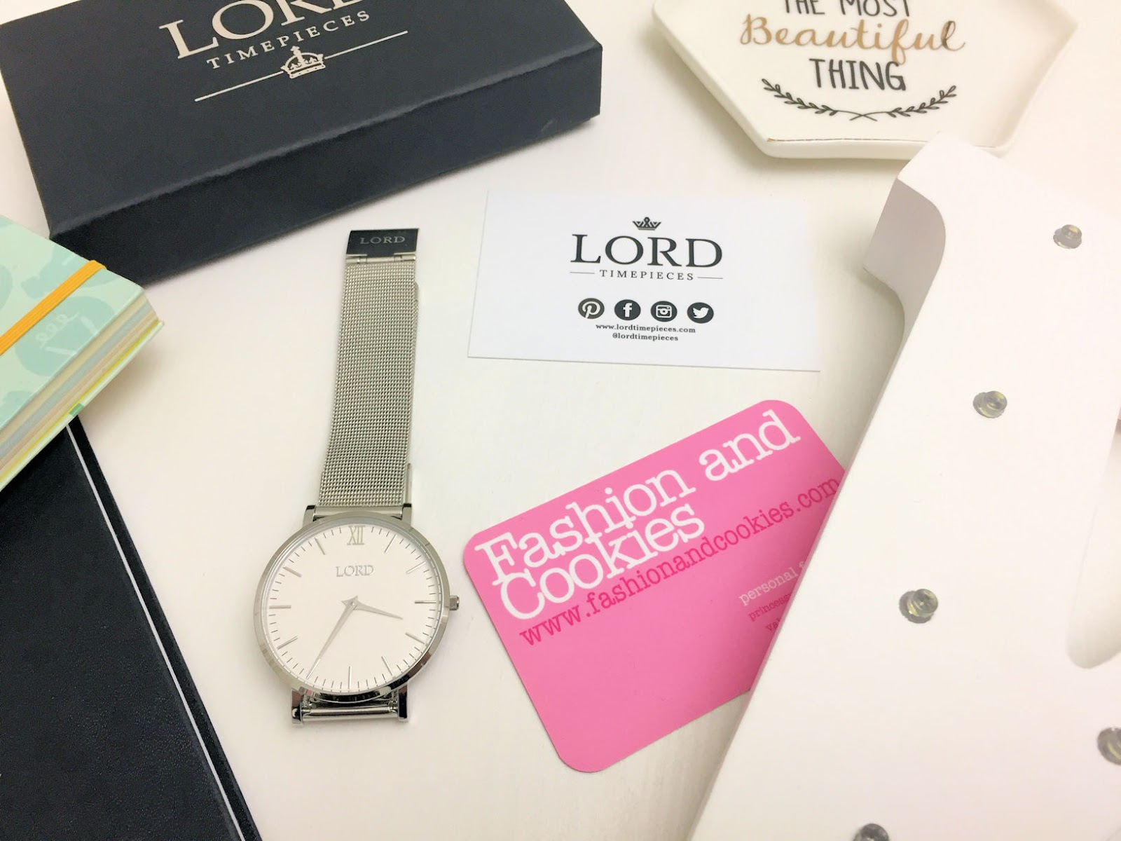 Lord Classic Silver Ladies on Fashion and Cookies fashion blog, fashion blogger style