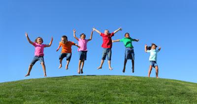 Tips Agar Anak Tetap Aktif dan Sehat