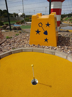 Landmark Adventure Golf in New Brighton
