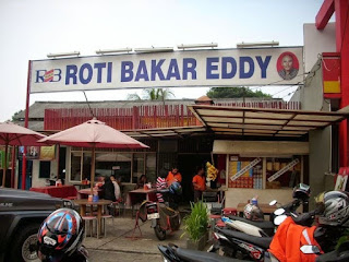 Roti Bakar Eddy