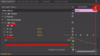 current time indikator adobe premiere