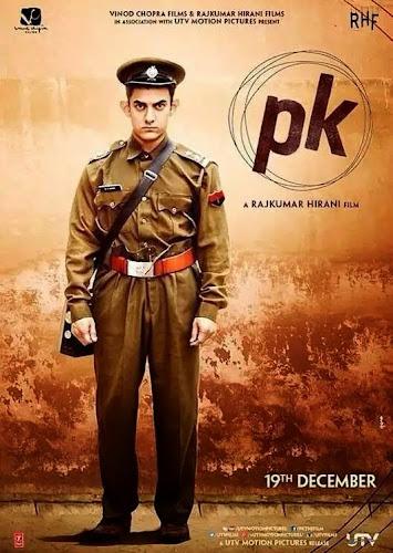 PK (2014) Movie Poster No. 3
