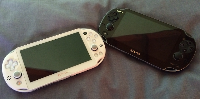 PlayStation Vita Team-Up~!