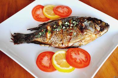 Come pescado