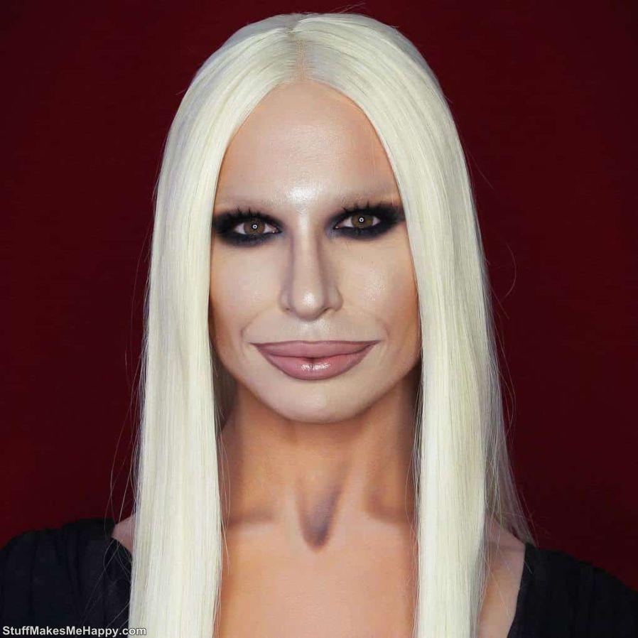 4. Donatella Versace