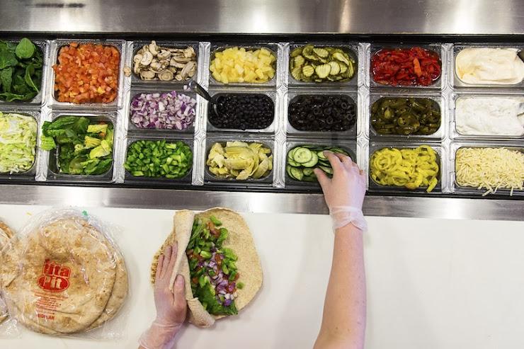 20 Ideas de negocios relacionadas con comida y alimentación