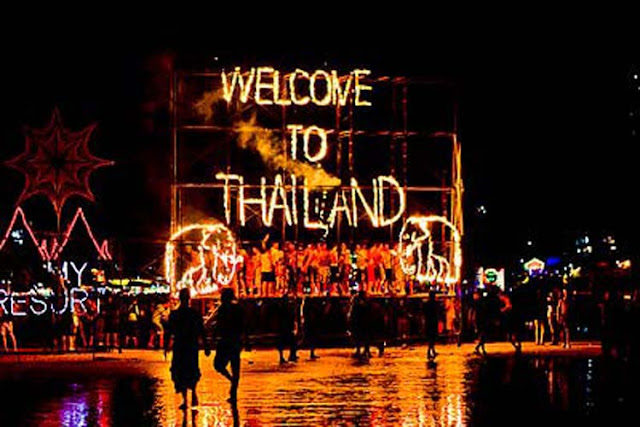 cheap thailand tour packages from delhi