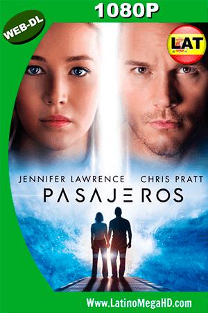 Pasajeros (2016) Latino HD WEB-DL 1080P - 2016