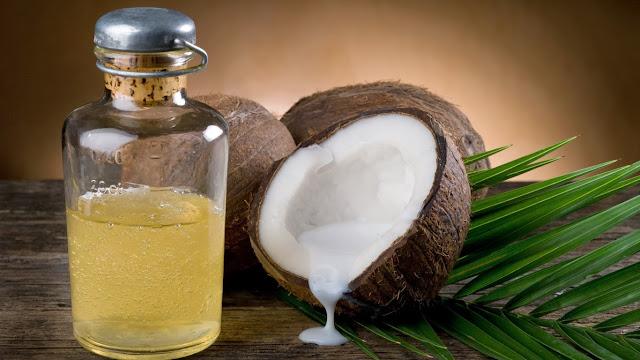 noix de coco, huie, bio
