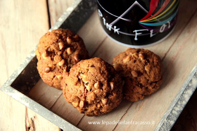 ricetta dei cookies