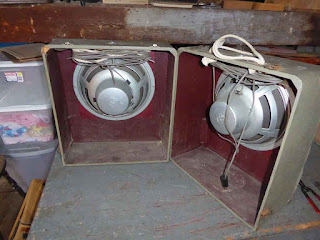 Califone Portable Speakers With Open Baffles