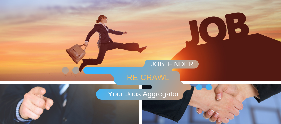 Find A Job, and Property | Re-Crawl