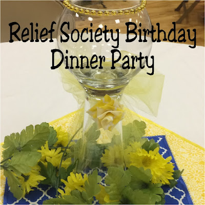 Come celebrate the Relief Society's birthday with us! We have delicious food, diy party decorations, great party printables, and a sweet dessert table.  Find out how we did it with all the details so you can celebrate too.