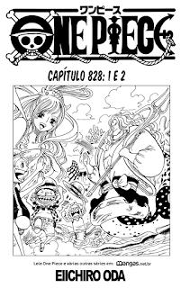 One Piece 828 Mangá Português leitura online