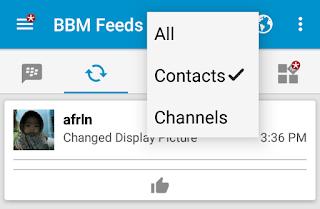 Cara Menghilangkan Iklan di BBM Android Tanpa Root