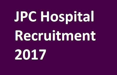 JPC-Hospital-Recruitment-2017