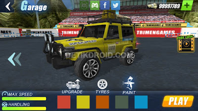 Off Road 4x4 Hill Jeep Driver Mod APkK