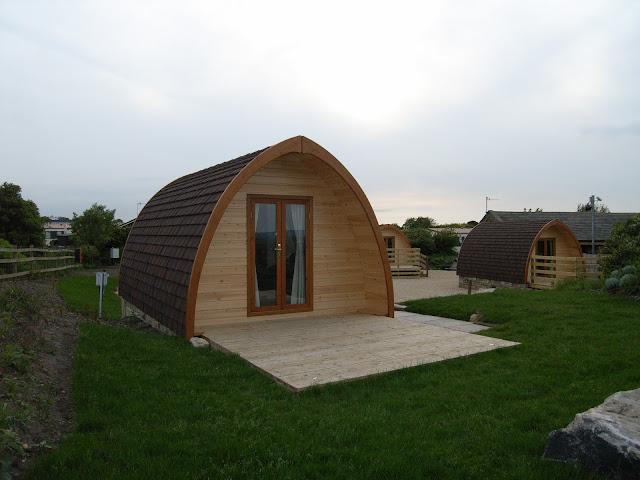 bungalow Megapod con terrazza