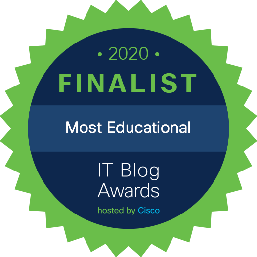 Finalist- Most Educational by Cisco (Vote Us)