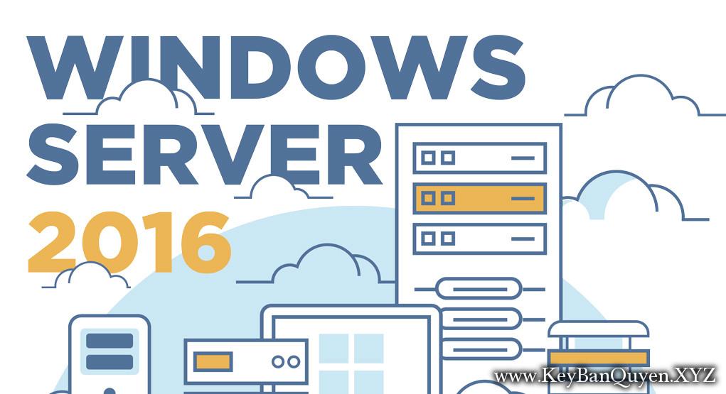 Hướng dẫn bảo mật ảo hóa trong Windows Server 2016